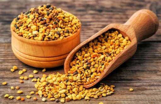 الفوائد الغذائية المفاجئة لحبوب لقاح النحل
