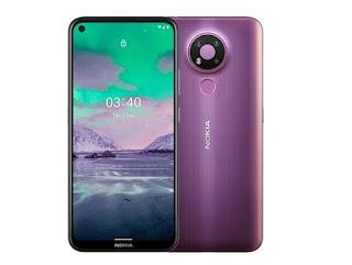 مواصفات و سعر موبايل نوكيا Nokia 3.4 - هاتف/جوال/تليفون نوكيا Nokia 3.4 - البطاريه/ الامكانيات و الشاشه و الكاميرات هاتف نوكيا Nokia 3.4