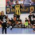 Η ΑΕΚ βρήκε ρυθμό μετά από το πρώτο τέταρτο και επικράτησε με διαφορά δώδεκα τερμάτων επί του Διομήδη Άργους
