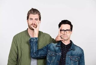 Rhett and Link Wives: Jessie Lane and Christy White