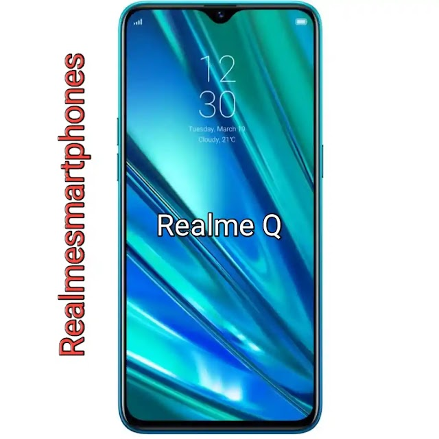 Realme Q 4GB RAM -Price in India and Full Specifications