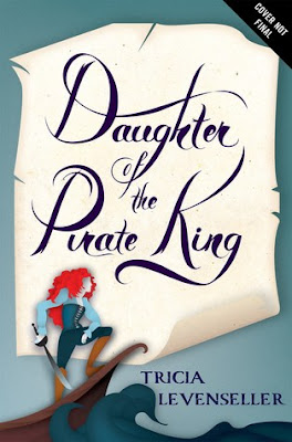 Amber the Blonde Writer - Waiting on Wednesday - Daughter of the Pirate King