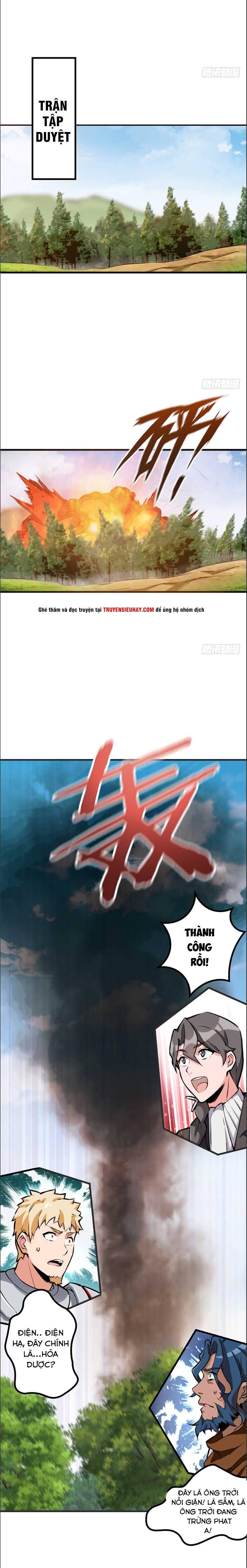 Thả Vu Nữ Đó Ra Chapter 26 video - truyenmh.com
