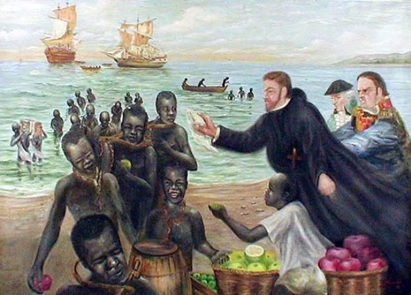 Cristianismo responsável pela escravidão?