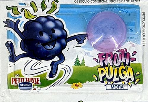 Fruti-Pulgas Danone Mora