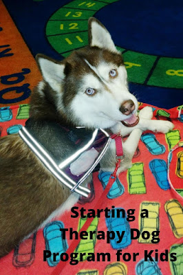 How to run a great Therapy Dog program.  Animal therapy programs, #therapydogs #therapydog Pet therapy , Kids, Parenting, Children read to dogs