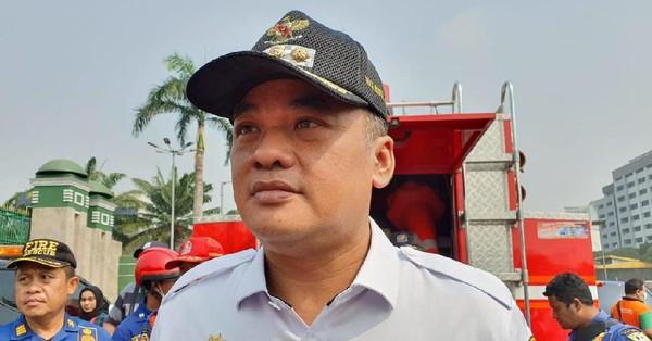 Walikota Jakarta Pusat dicopot, diduga Karena Keramaian di Petamburan