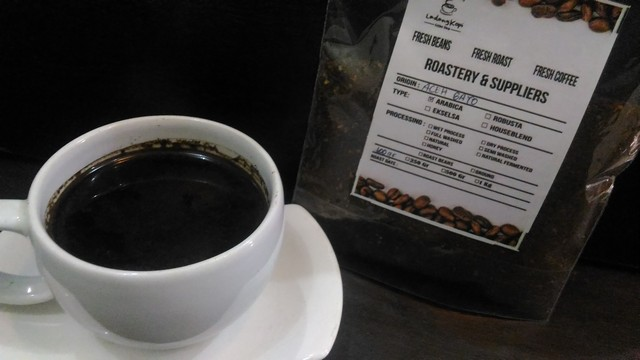 ARABICA COFFEE BRANDS FROM ACEH GAYO INDONESIAN