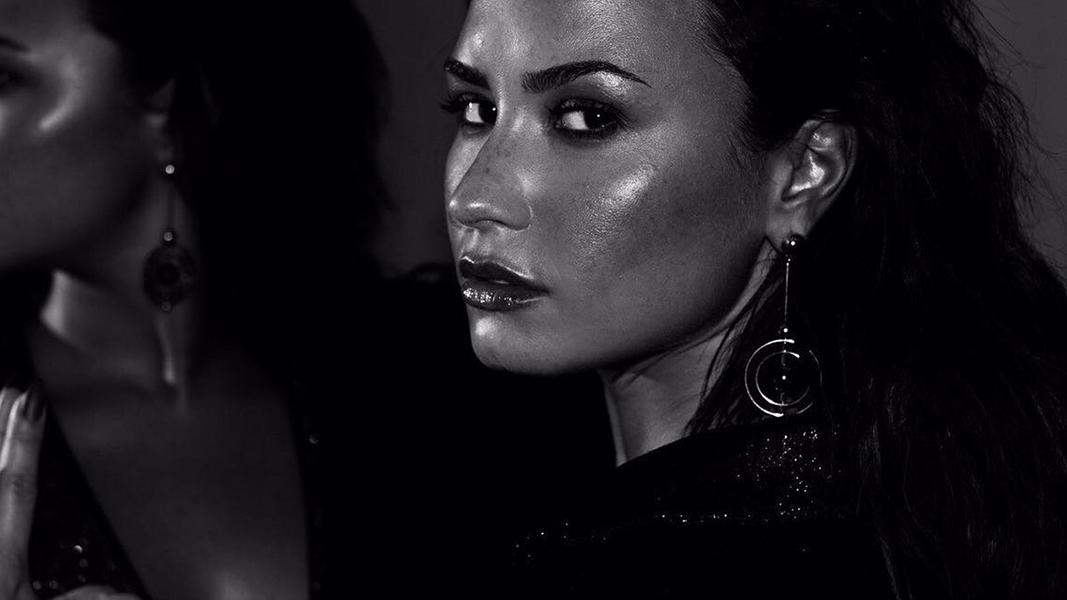 Parece que Demi Lovato encontrou sua voz.