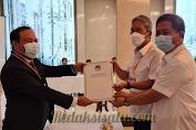 KPU Minsel Tetapkan FDW PYR Pasangan Bupati Dan Wakil Bupati Terpilih
