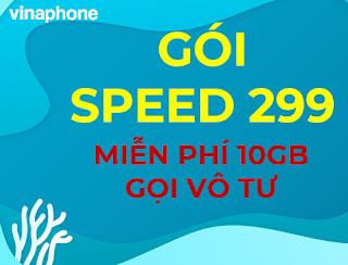 Gói Speed299 Vinaphone