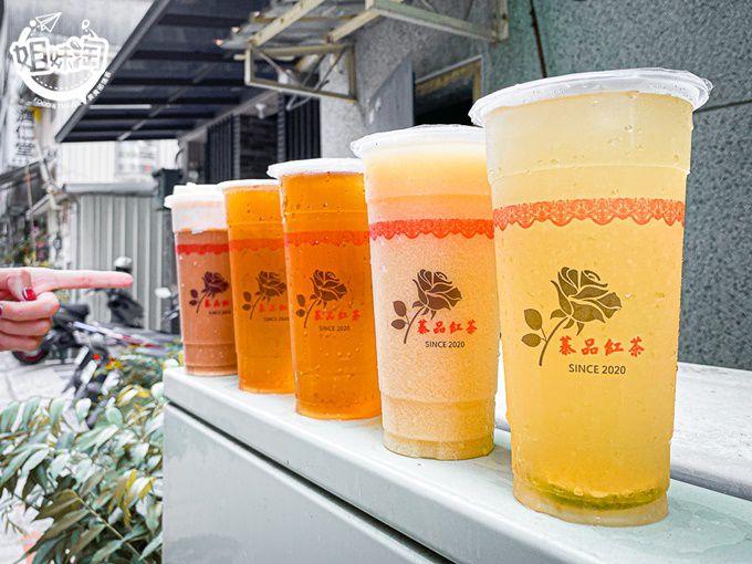 頂級茶葉竟然只要銅板價?!搭配優惠10幾元就能喝到的高山烏龍,最上流的茶葉自己出來開店-蓁品紅茶