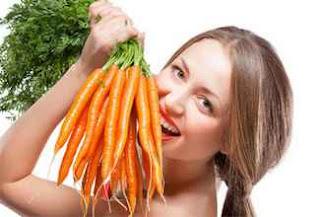 A vitamini kaynakları havuç