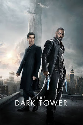The Dark Tower (2017) 720p UNCUT BluRay x264 ESubs [Dual Audio] [Hindi or English] [900MB] Full Hollywood Movie Hindi