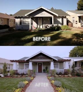 รีโนเวทบ้านเก่า before after
