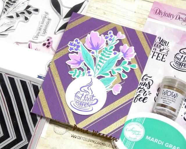Dana Warren - Kraft Paper Stamps - PinkFresh Studio Divinity Designs