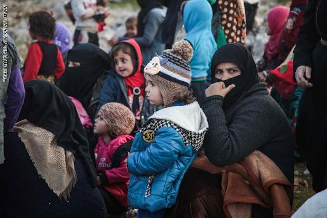 يونيسف: أطفال سوريا يتحملون أعباء العنف شمال غرب البلاد.. وحمايتهم ليست خيارًا