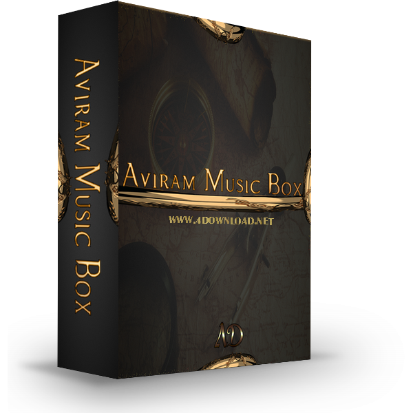 Aviram Music Box KONTAKT Library