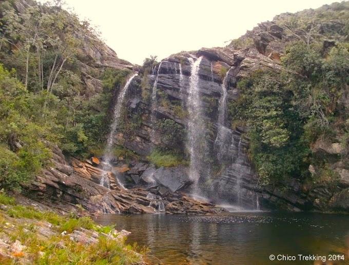 Cachoeira de Congonhas: um complexo belíssimo do ParnaCipó!
