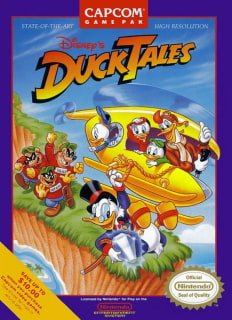 Jogar online Duck Tales Nintendinho