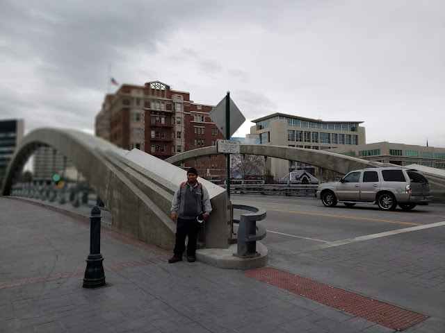 Bridge of Sighs in North Virginia Street Reno Nevada