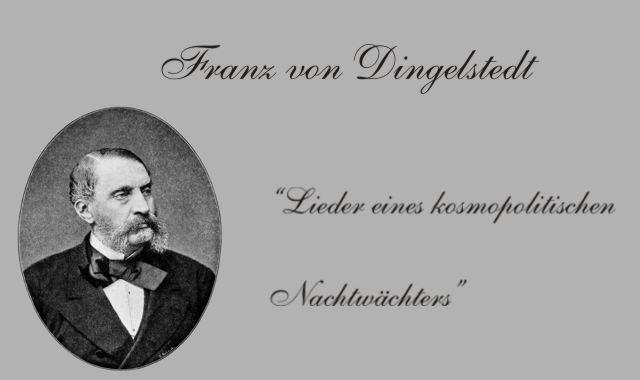 Franz von Dingelstedt