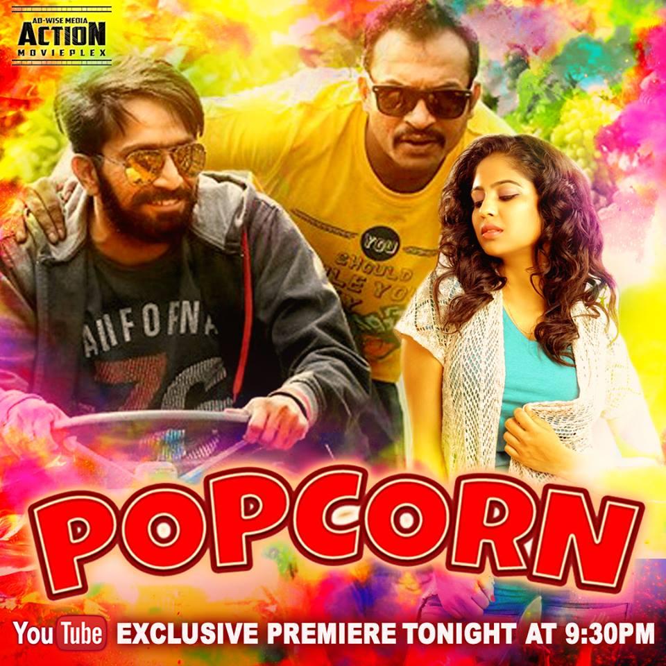 Popcorn 2018 Hindi Dubbed 450MB HDRip 480p x264
