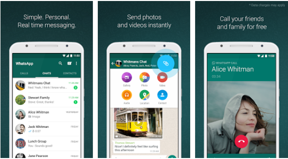 Download WhatsApp Latest Version