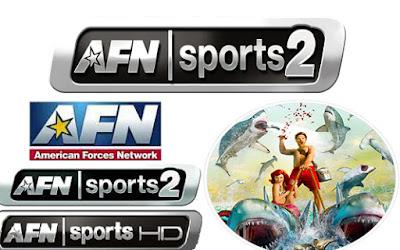 AFN Sports Update PowerVU Key At Eutelsat 9A