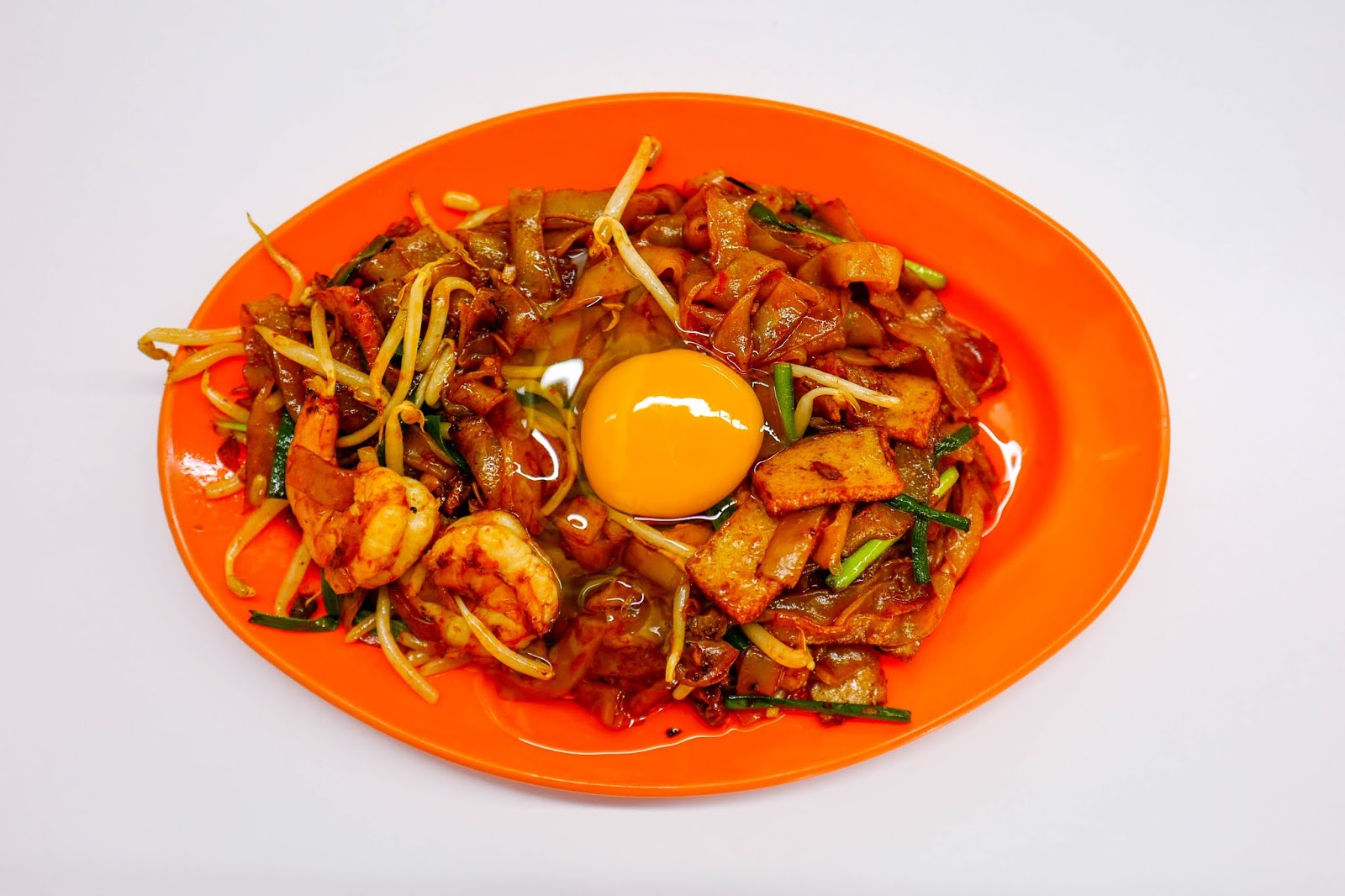 Lao You Ji Fried Kuey Teow: Foo Kee, Desa Sri Hartamas