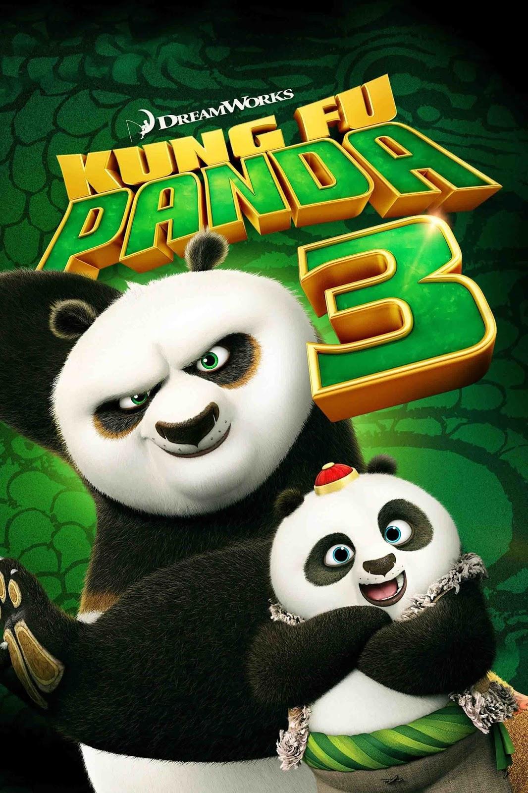 Kung Fu Panda 3 Torrent – Blu-ray Rip 720p e 1080p Dual Áudio (2016)