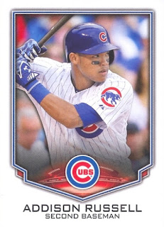 8 players of the Chicago Cubs in images