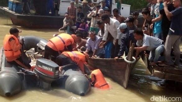 Wakapolres Labuhanbatu Korban Kapal Tenggelam Ditemukan Tewas