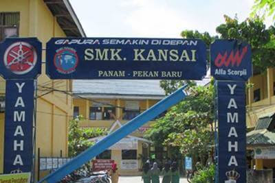Lowongan SMK Kansai Pekanbaru Juni 2019