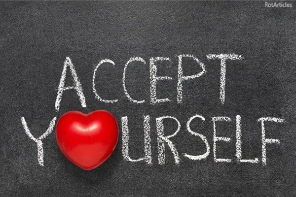 Self-Acceptance!