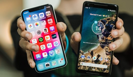 kelebihan android yang tidak dimiliki iphone