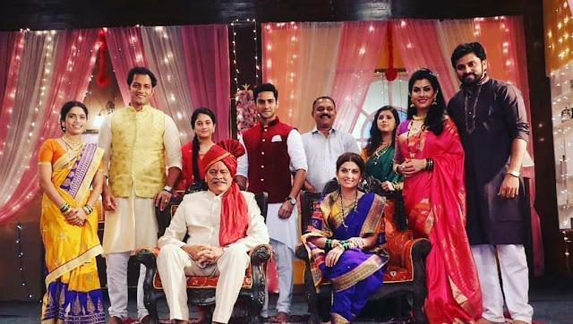 Sukh Mhanje Nakki Kay Asta - सुख म्हणजे नक्की काय असतं - Title Song Star Pravah - Kartiki Kalyanji gaikwad Lyrics