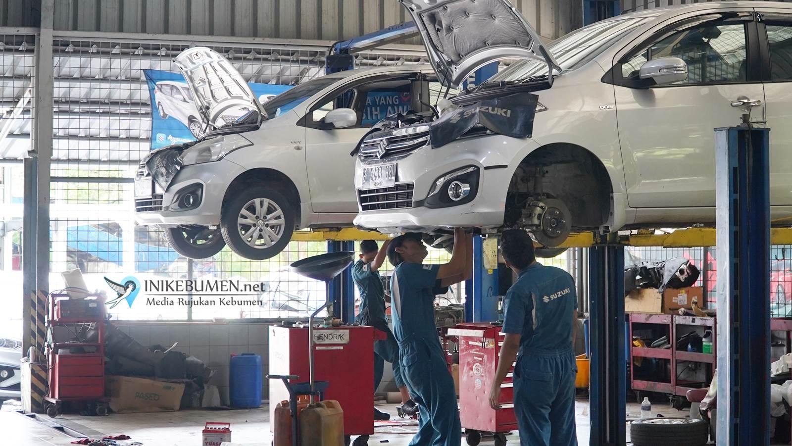 Suzuki Tingkatkan Kecepatan Analisis Masalah Teknis Kendaraan Hingga 300 Persen