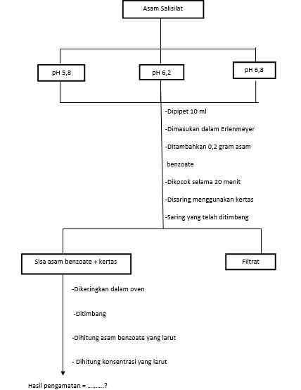 LAPORAN KELARUTAN SEMU TOTAL (APPARENT SOLUBULITY)