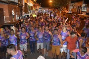 Bloco Tamo Juntos reúne multidão de simpatizantes do Prefeito Edjacir Leite em Lago dos Rodrigues