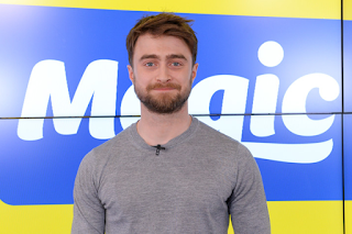 Updated: Daniel Radcliffe on Magic Radio