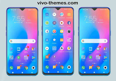 New MIUI 10 Theme For Vivo Android Smartphone