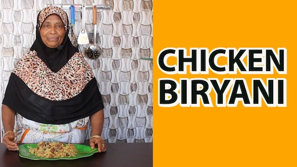 Chicken Biryani - It is always everyone's best recipe.