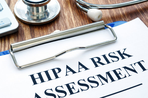 hipaa security risk assessment