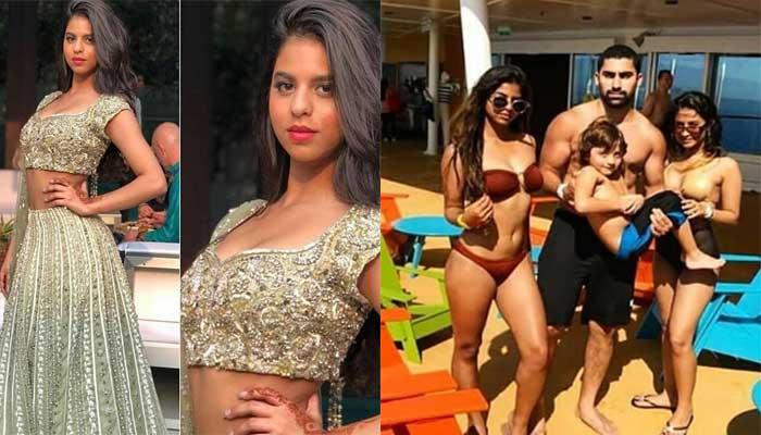 Suhana Khan Hot Images