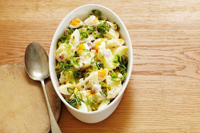 Classic potato salad meal ideas