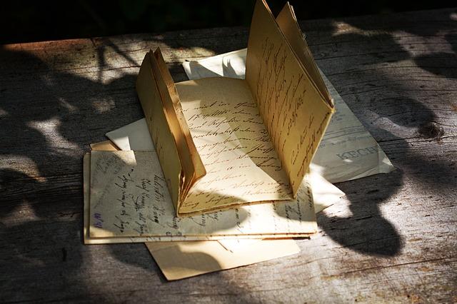 Como hacer Cartas Antiguas.Como las de nuestros Abuelos