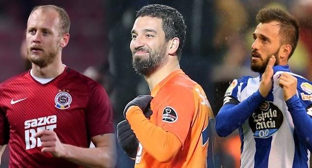 Galatasaray'dan transfer taarruzu