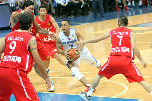 Jayson Castro returns to national team duties in FIBA World Cup Qualifiers