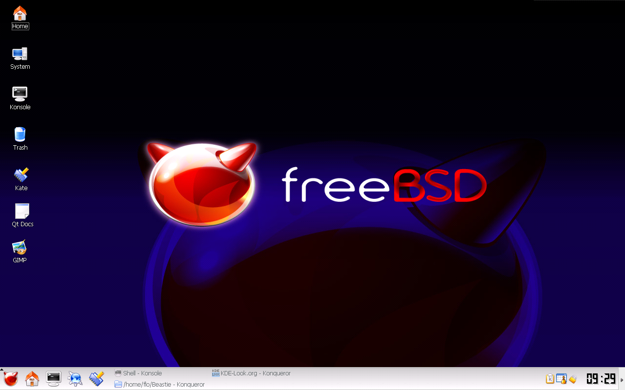 php5-extensions installe freebsd depuis linux